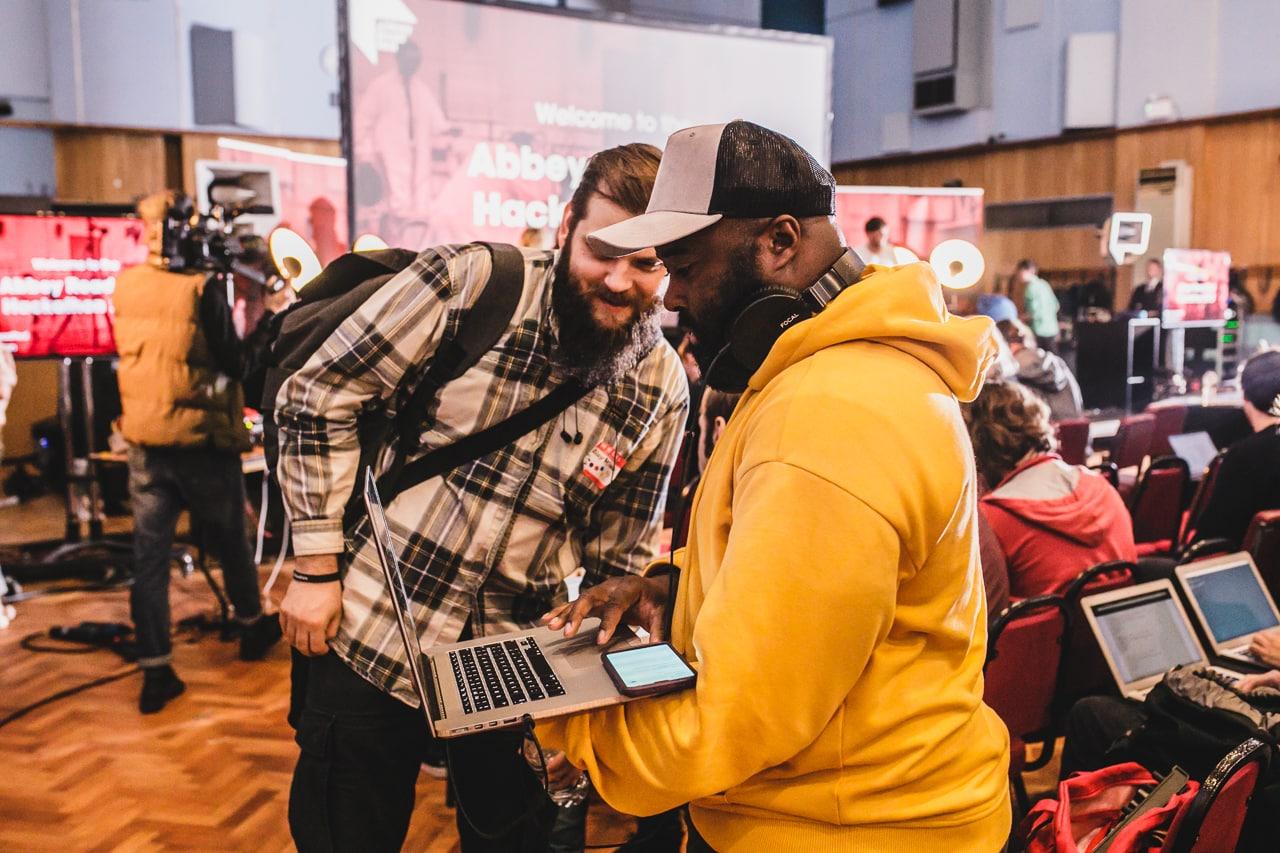 Abbey Road Hackathon 2018 coding